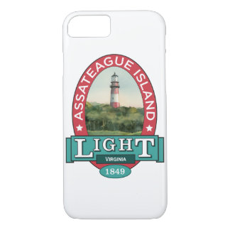 Assateague Island Light iPhone 8/7 Case