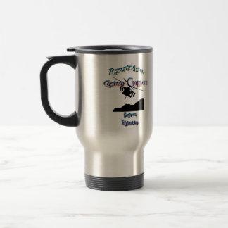 Asscrackistan Custom Choppers Travel Mug