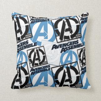 Assemble Pattern Cushion