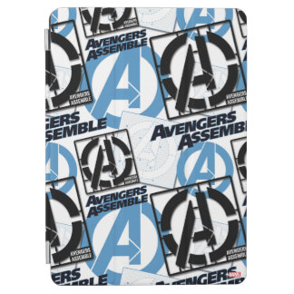 Assemble Pattern iPad Air Cover
