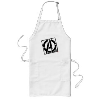 Assemble Pattern Long Apron