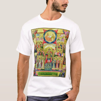 Assembly of Archangel Michael and Other Angels T-Shirt