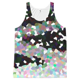 Assention All-Over Print Singlet