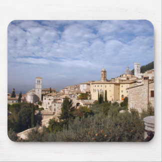 Assisi Italy Mousepad