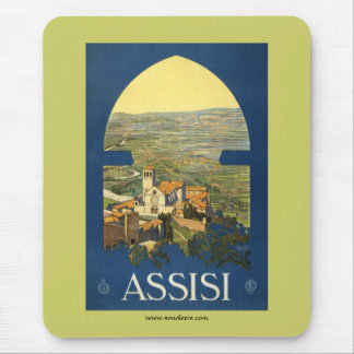Assisi Mouse Pad