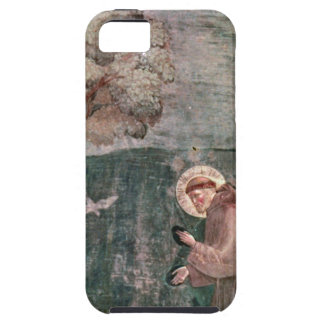 Assisi St Francis and the birds iPhone 5 Cover