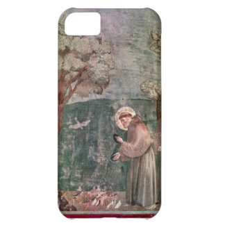 Assisi, St Francis and the birds iPhone 5C Covers
