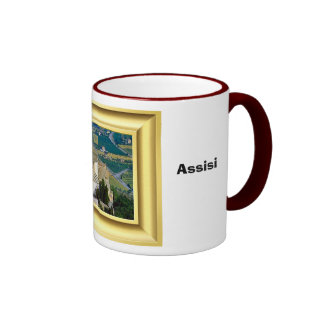 Assisi, Upper Basilica Coffee Mug