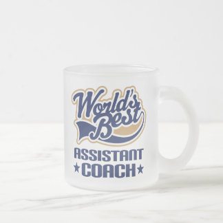 Assistant Coach Gift Mugs