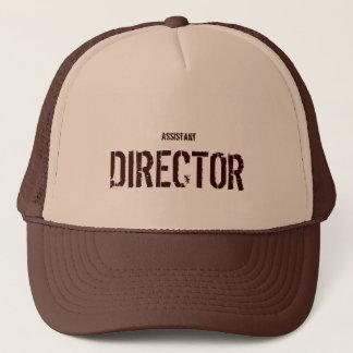Assistant Director Trucker Hat
