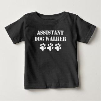 Assistant Dog Walker Baby T-Shirt