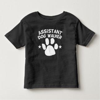 Assistant Dog Walker Toddler T-Shirt