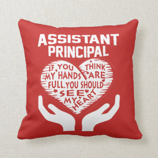 Assistant Principal Cushion