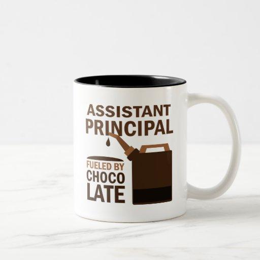 Assistant Principal (Funny) Chocolate Coffee Mug