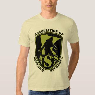 Association of Sasquatch Seekers Tee Shirt
