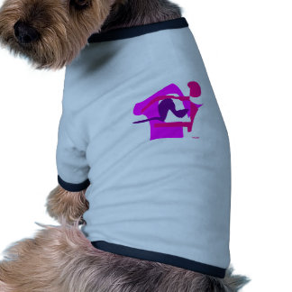 Assorted Abstracts Dog Tshirt