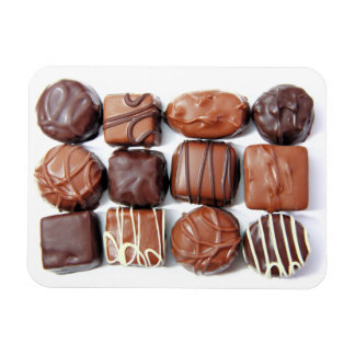 Assorted Chocolates Flexi Magnet