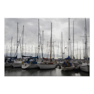 Assorted Yachts Posters