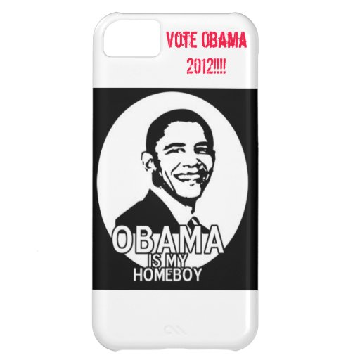 Assortment for Obama is my homeboy iPhone 5C Cover