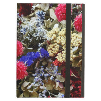 Assortment Of Dried Flowers iPad Air Case