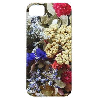 Assortment Of Dried Flowers iPhone 5 Case