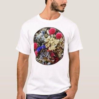 Assortment Of Dried Flowers T-Shirt