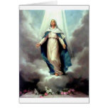 Assumption of Mary Card