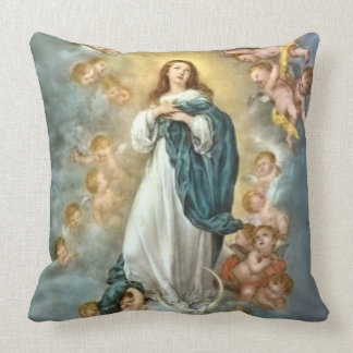 Assumption of the Blessed Virgin Mary Cushion