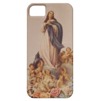 Assumption of the Blessed Virgin Mary iPhone 5 Cover