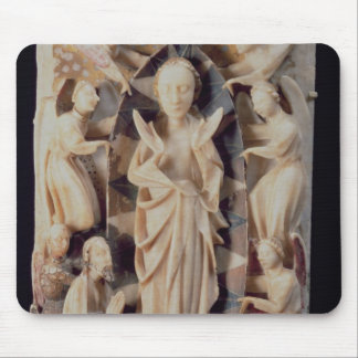 Assumption of the Virgin (alabaster) Mouse Pad