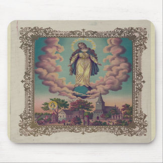 Assumption of the Virgin Mary Mouse Pads