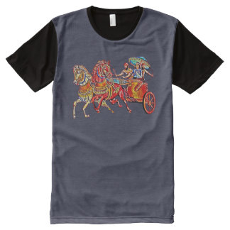 Assyrian All-Over Printed Shamiram Shirt