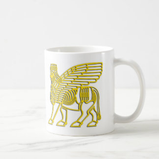 assyrian bull cup