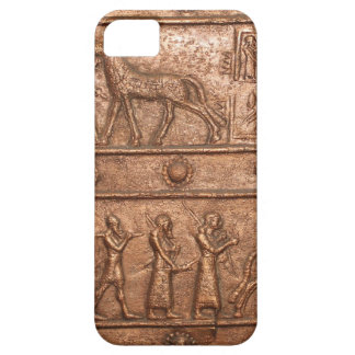 Assyrian Gate Case For The iPhone 5