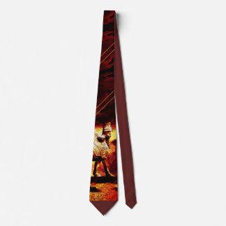 Assyrian Lamassu 2 Necktie