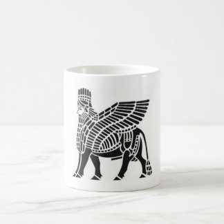 Assyrian Lamassu Coffee Mug