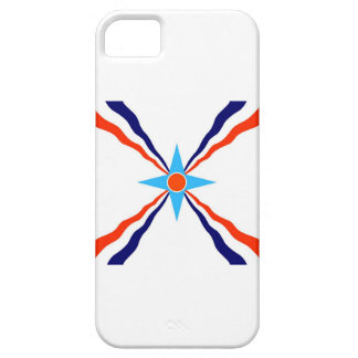 assyrian people ethnic flag iPhone 5 cover