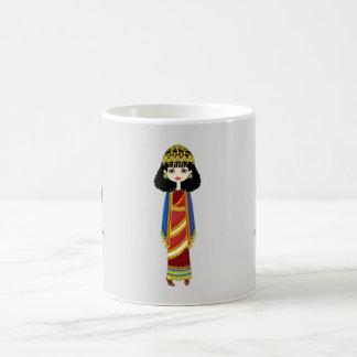Assyrian Queen Mug 2