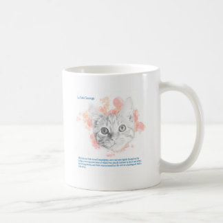 Asta, Malcolm's Daemon from La Belle Sauvage Coffee Mug
