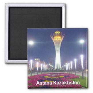 Astana Kazakhstan Travel Souvenir Fridge Magnet