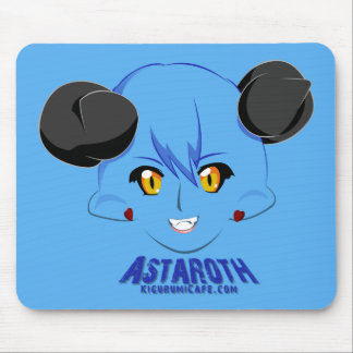 "Astaroth ""Demon""pad v2 Mouse Pad"