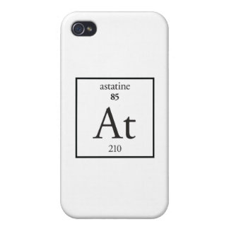 Astatine Covers For iPhone 4