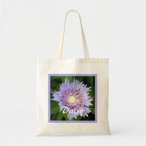 Aster Blue Daisy Bags