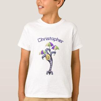 ASTER CUTE ROBOT 2 Kids' Hanes TAGLESS® T-Shirt