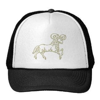 Asterisk Aries zodiac sign Aries Trucker Hat