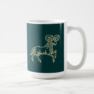 Asterisk Aries zodiac sign Aries Mug