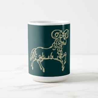 Asterisk Aries zodiac sign Aries Coffee Mugs
