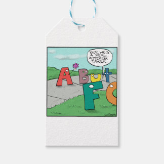 Asterisk Taker Gift Tags