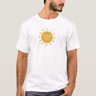 Asterisks of The World T-Shirt