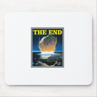 asteroid end mouse pad